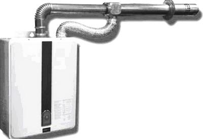 перенос газовой трубы в доме